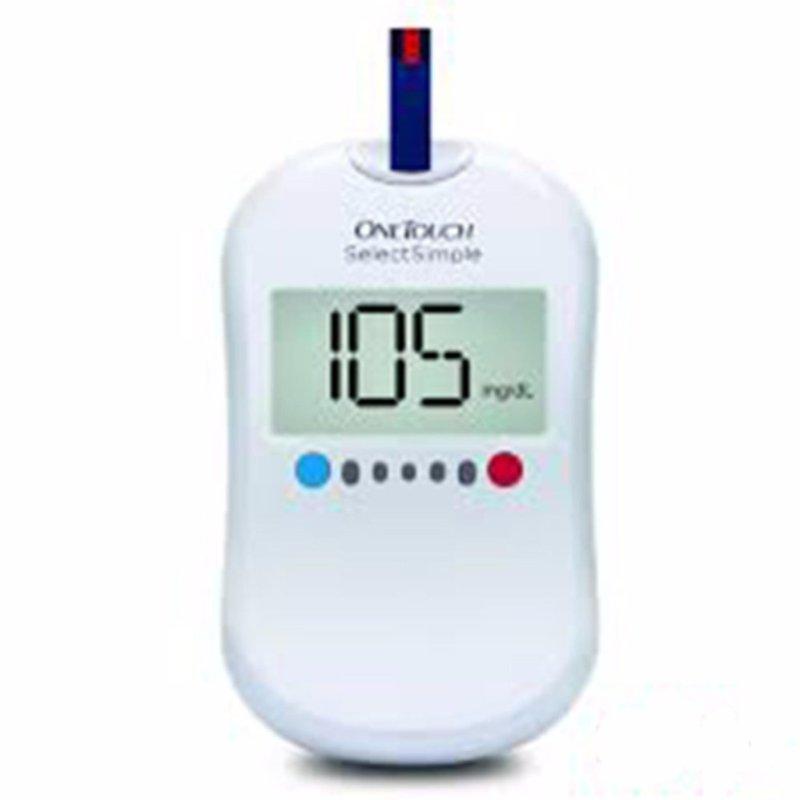Nơi bán Máy đo đường huyết Onetouch Select Simple