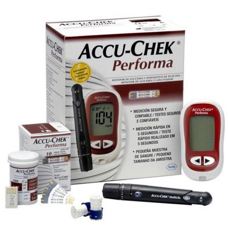 Nơi bán Máy đo đường huyết Roche Accu Chek Active Performa
