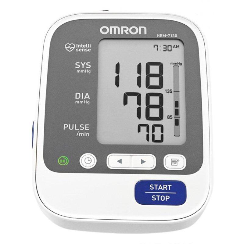Nơi bán Máy đo huyếp áp bắp tay Omron HEM-7130 (Trắng)