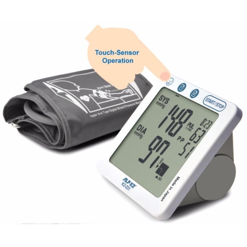 Nơi bán Máy đo huyết áp bắp tay alpk2 k2-231- sản xuất Nhật Bản