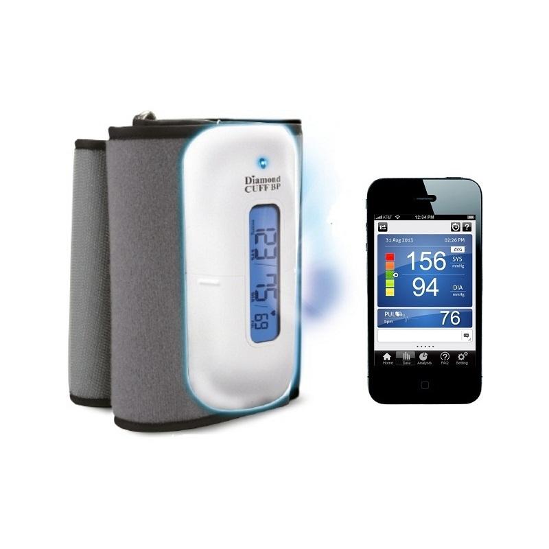 Nơi bán Máy đo huyết áp bắp tay không dây thông minh Fora Diamond - Hãng phân phối chính thức