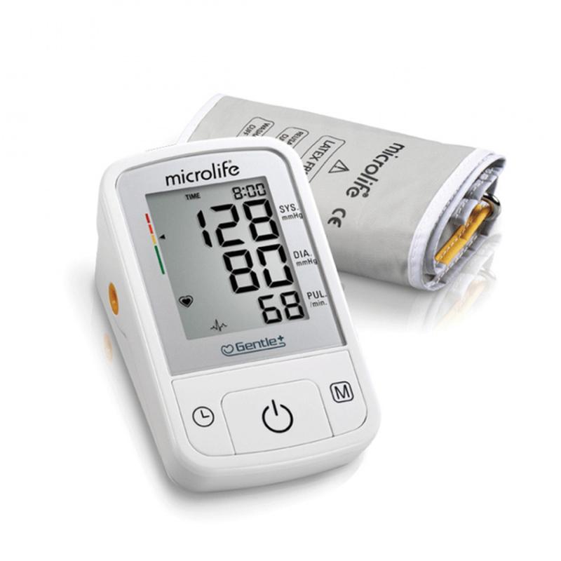 Nơi bán Máy đo huyết áp bắp tay Microlife BP A2 Basic Trắng