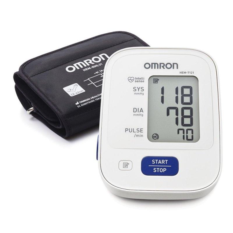 Nơi bán Máy đo huyết áp bắp tay Omron HEM-7121 (Phân Phối bởi: YTELOC)