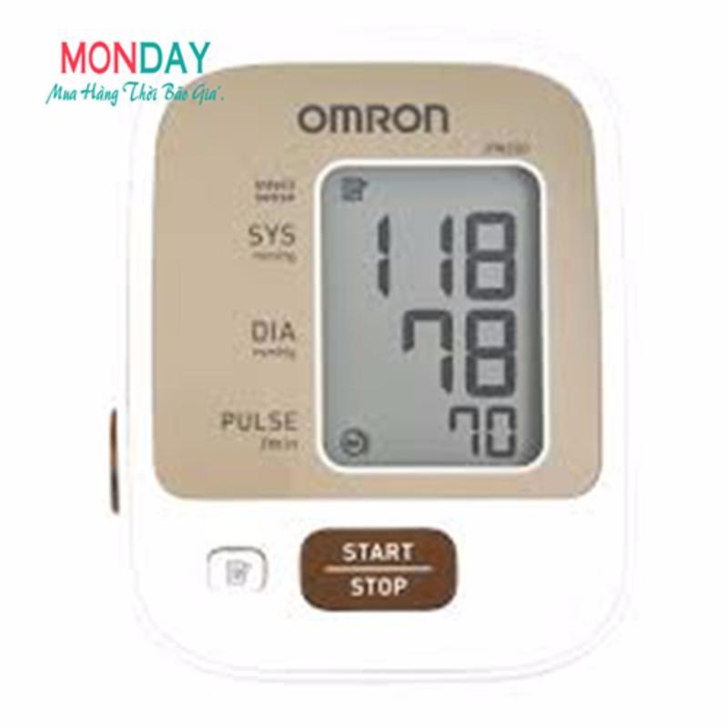 Nơi bán Máy đo huyết áp bắp tay Omron JPN 500