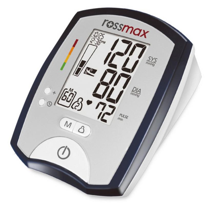 Nơi bán Máy đo huyết áp bắp tay Rossmax MJ701F