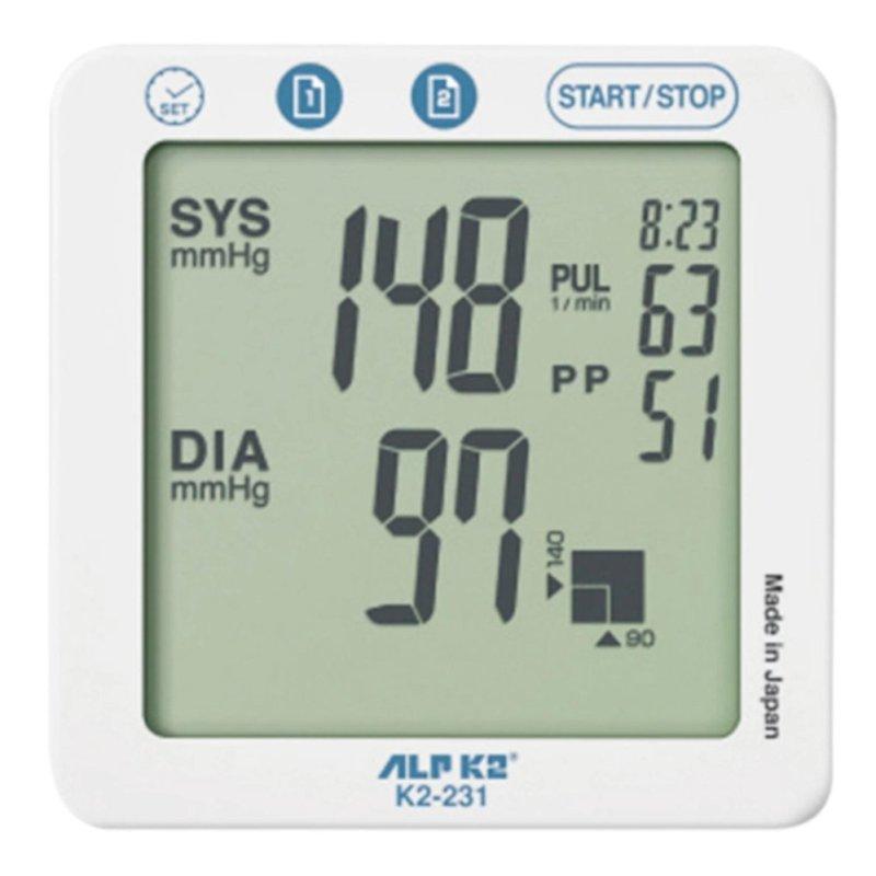 Nơi bán Máy đo huyết áp bắp tay tự động  ALPK2
