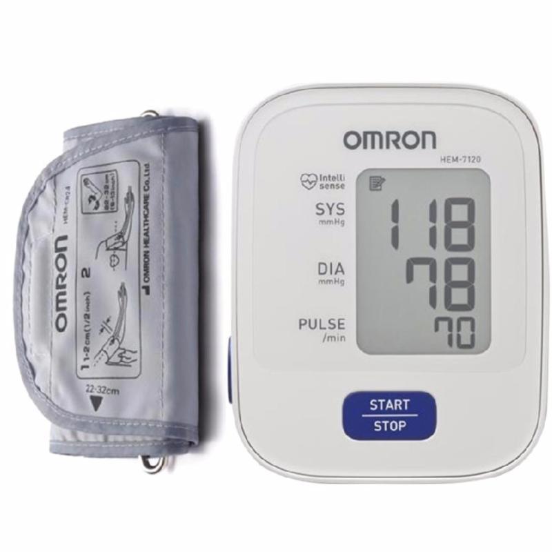 Nơi bán Máy đo huyết áp bắp tay tự động Omron HEM-7120