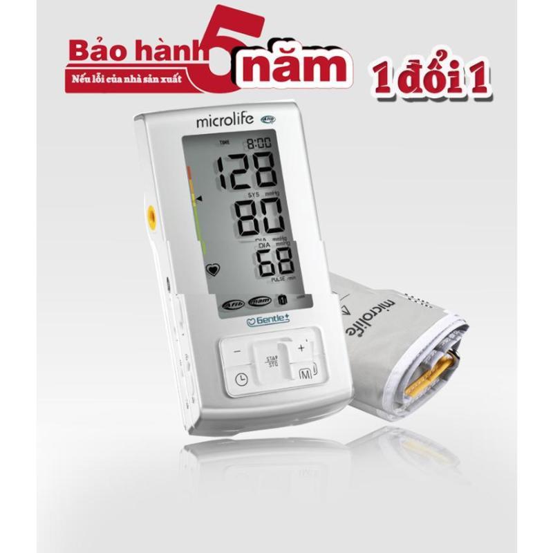 Nơi bán Máy đo huyết áp bắp tay tự động siêu cao cấp Microlife A6 Basic