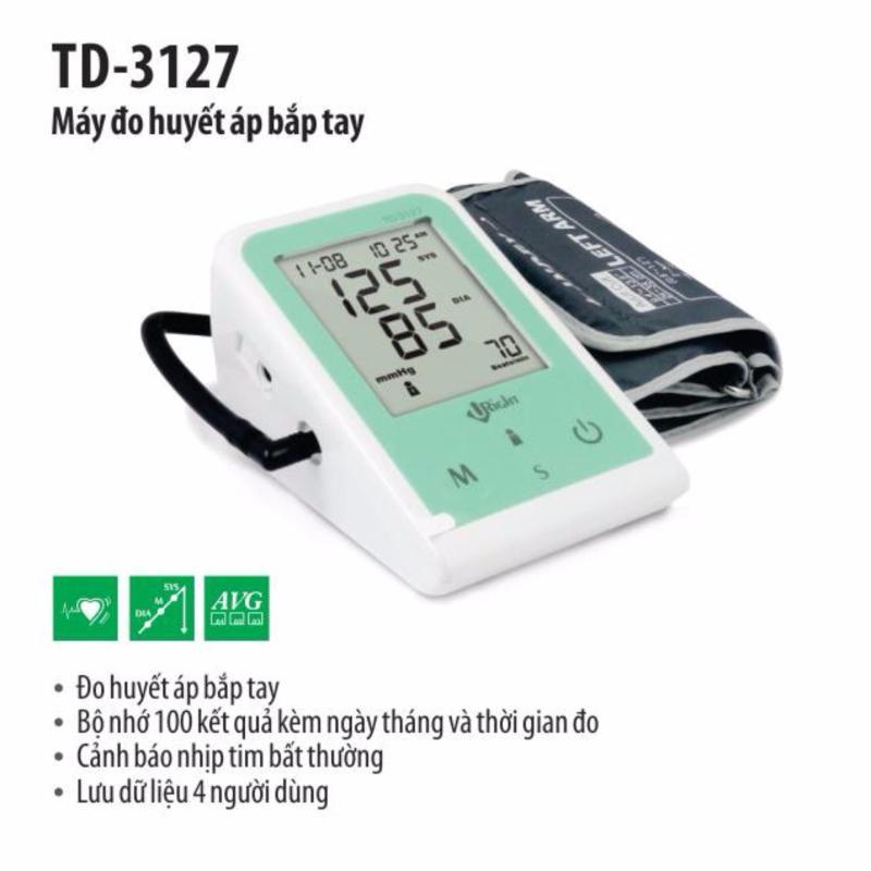 Nơi bán Máy đo huyết áp bắp tay tự động URIGHT TD-3127