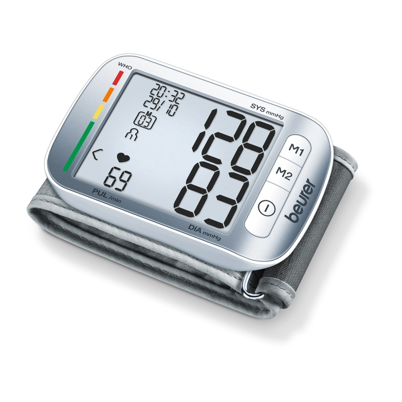 Nơi bán Máy đo huyết áp cổ tay BEURER BC50