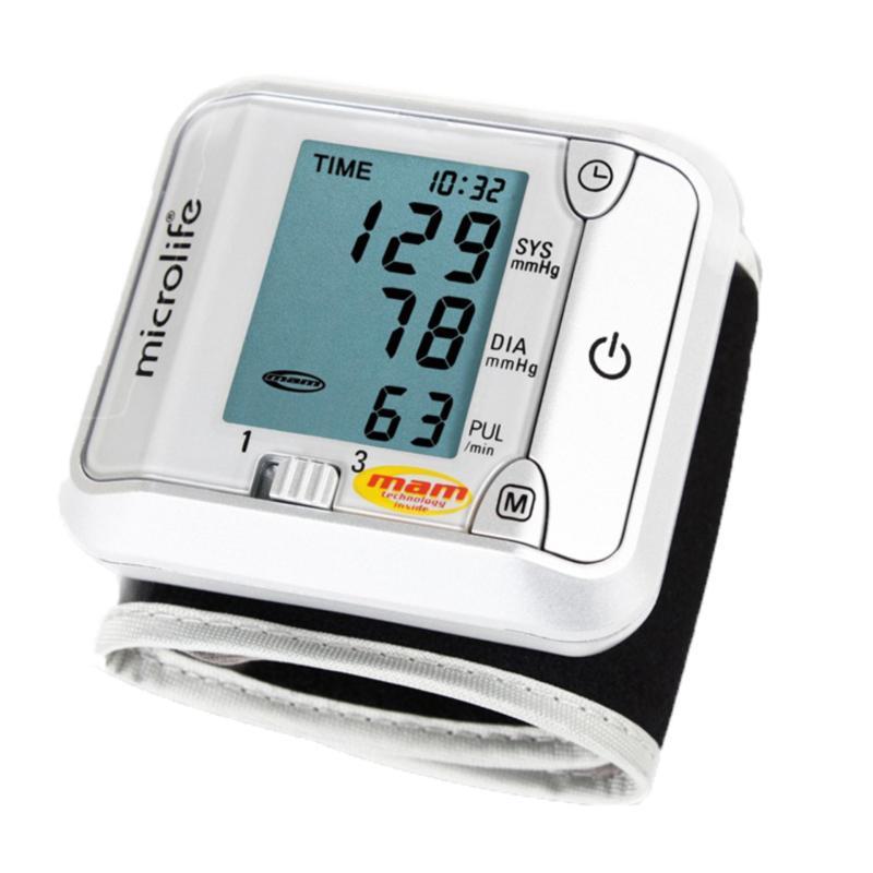 Nơi bán Máy đo huyết áp cổ tay Microlife BP3BJ1-4D