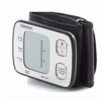 Máy đo huyết áp cổ tay Omron HEM 6221 cao cấp