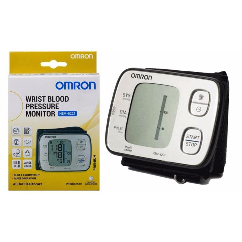 Nơi bán Máy đo huyết áp cổ tay tự động Omron HEM-6221 Cao cấp