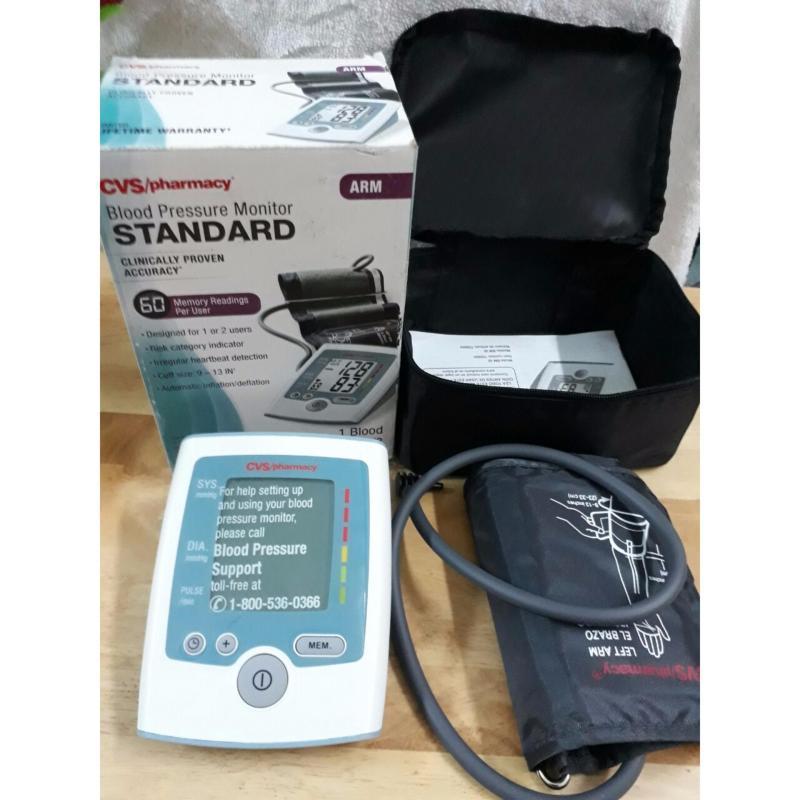 Nơi bán Máy đo huyết áp CVS Pharmacy đo bắp tay