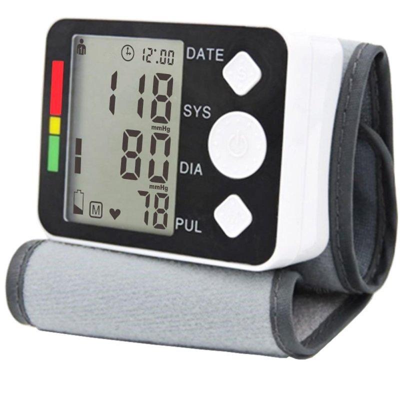 Nơi bán Máy đo huyết áp điện tử bắp tay - Máy Đo Huyết Áp Cổ Tay cao cấp H268, giá rẻ nhất, sử dụng đơn giản -  Bảo Hành Uy Tín TECH-ONE