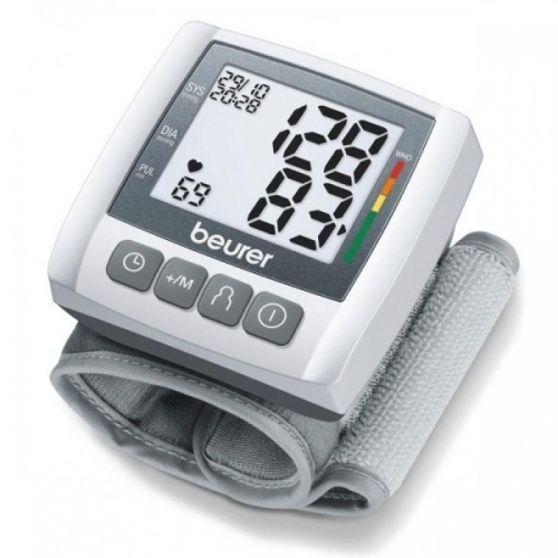 Nơi bán Máy đo huyết áp điện tử cổ tay Beurer BC30 (Trắng)