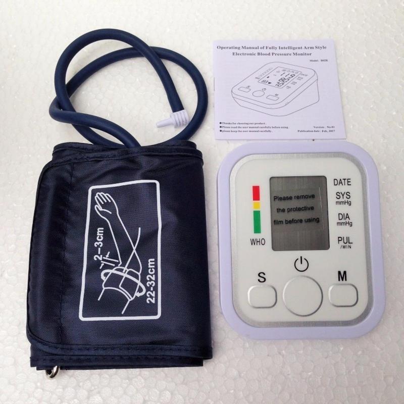 Nơi bán Máy Đo Huyết Áp Điện Tử Tự Động Thông Minh Arm Style Blood Pressure Monitor