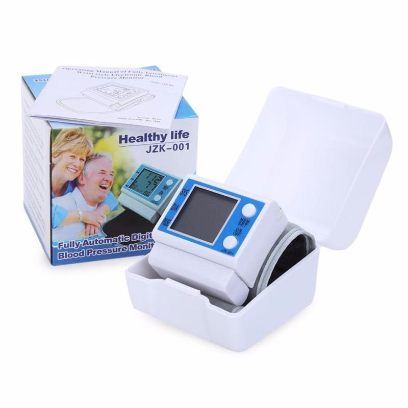 Nơi bán Máy đo huyết áp Healthy life JZK-001 (Trắng)