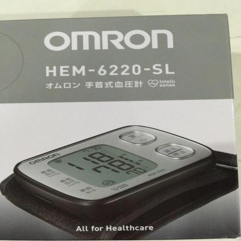 Nơi bán Máy đo huyết áp Omron hem 6220 sl