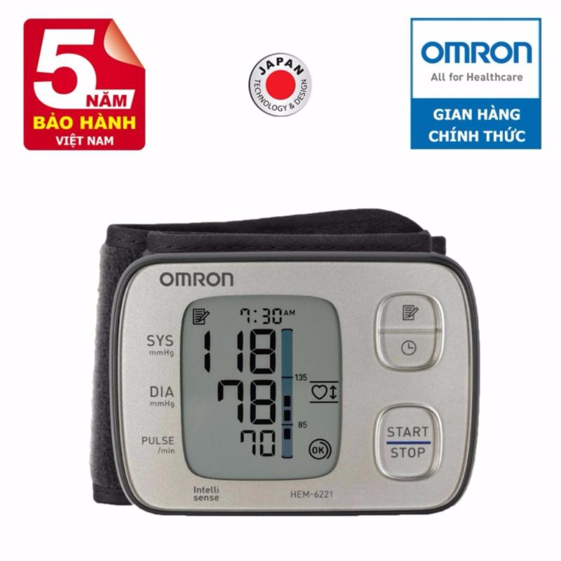 Nơi bán Máy đo huyết áp Omron HEM-6221-AP