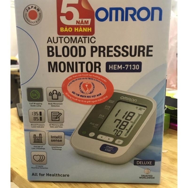 Nơi bán Máy đo huyết áp Omron HEM - 7130