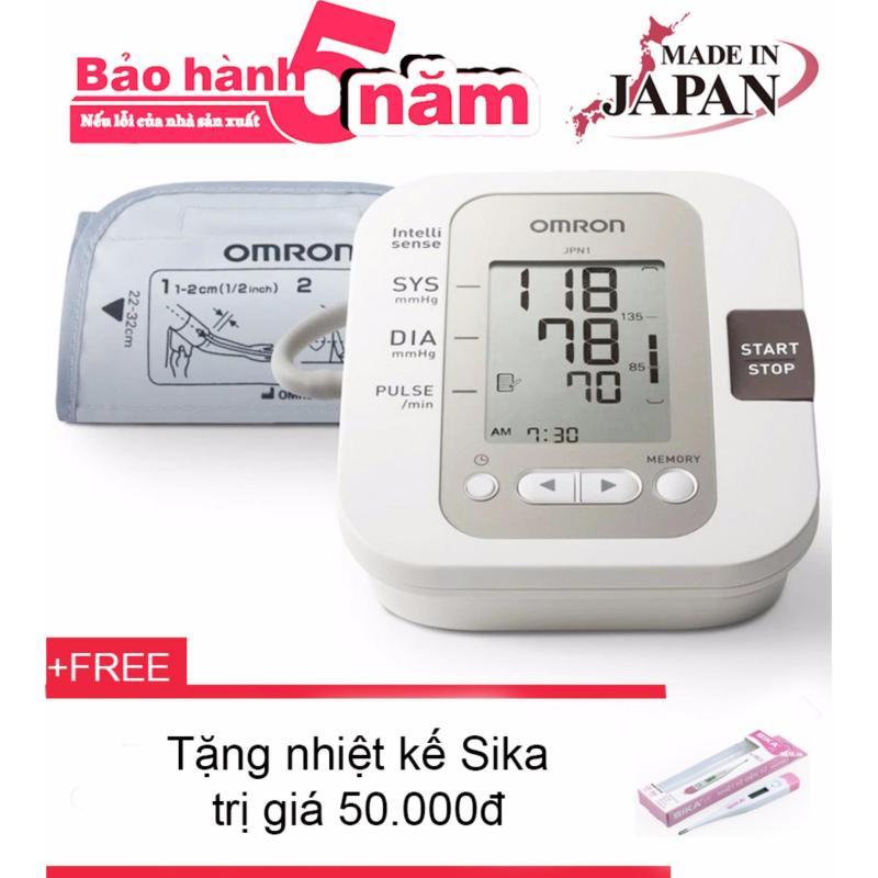 Nơi bán Máy đo huyết áp Omron JPN1 siêu cao cấp Sản xuất tại Nhật Bản