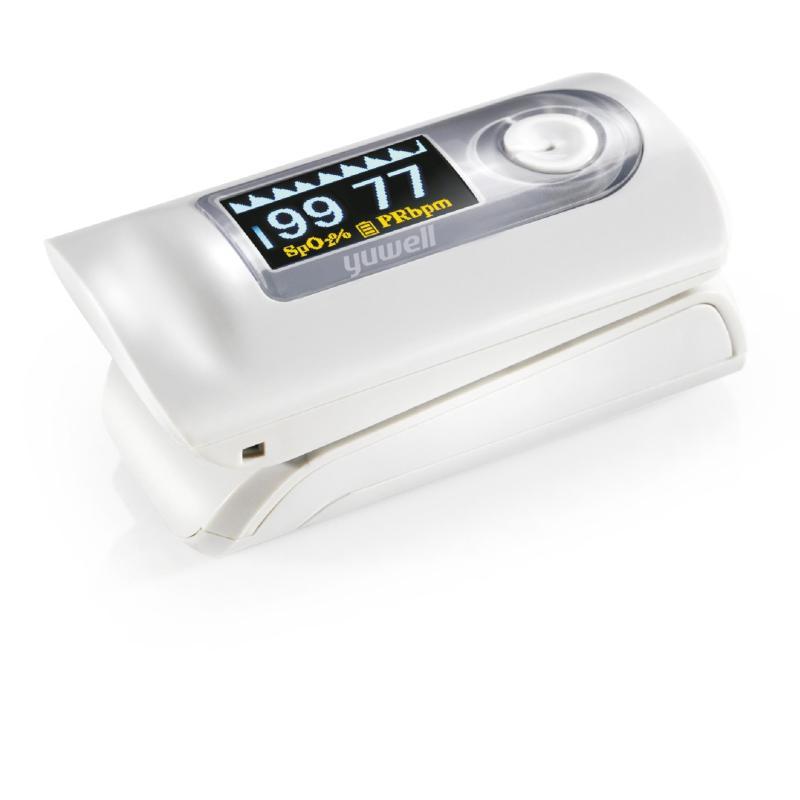 Máy đo nồng độ oxy kẹp tay YX301 Yuwell bán chạy