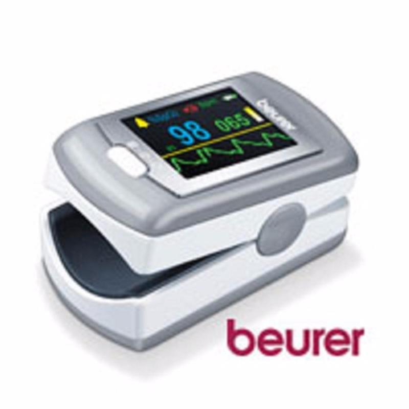 Nơi bán Máy đo nồng độ Oxy trong máu BEURER PO80