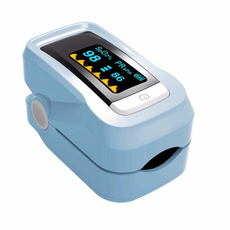 Nơi bán Máy đo nồng độ Oxy Trong máu SPO2 OX60 (Xanh)