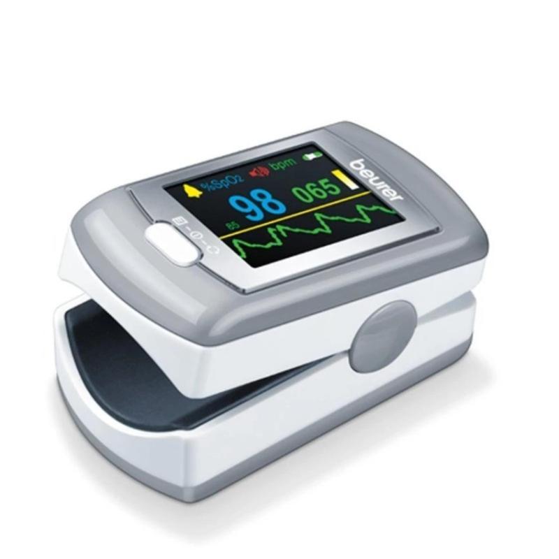 Nơi bán Máy đo nồng độ oxy trong máu(SPO2) và nhịp tim Beurer PO80 kết nối máy tính