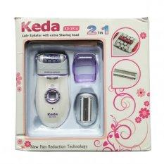 Máy nhổ lông 2 chức năng Keda KD-191A tốt nhất