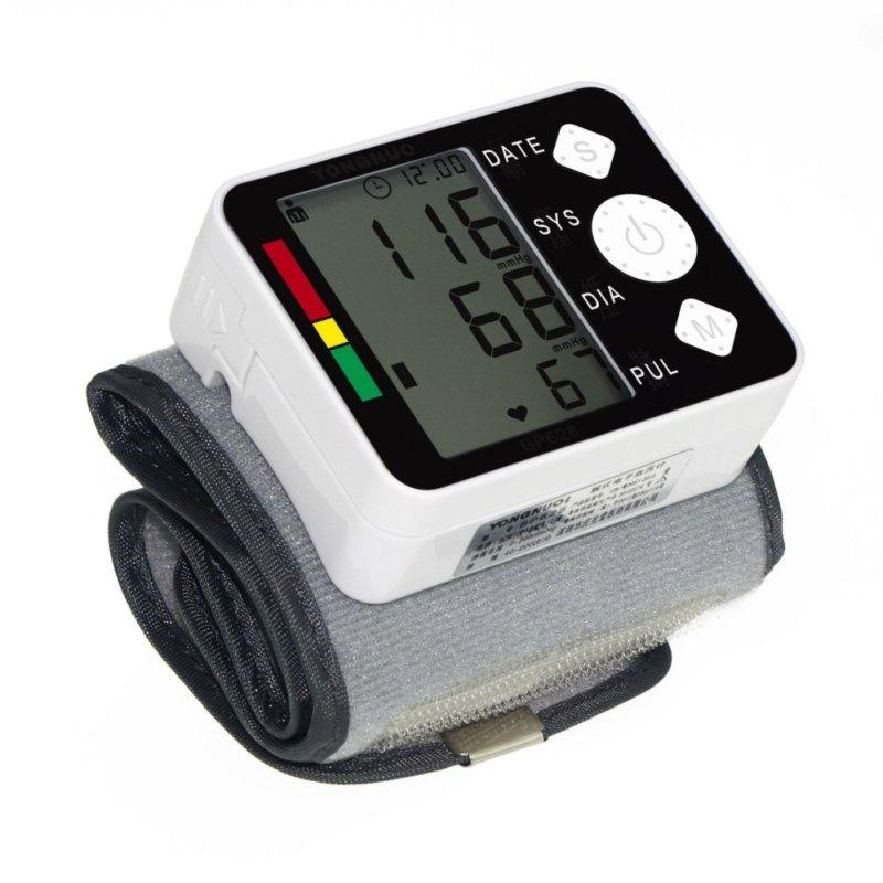 Nơi bán Mua máy đo huyết áp nào tốt - Máy Đo Huyết Áp Cổ Tay cao cấp H268, giá rẻ nhất, sử dụng đơn giản -  Bảo Hành Uy Tín TECH-ONE
