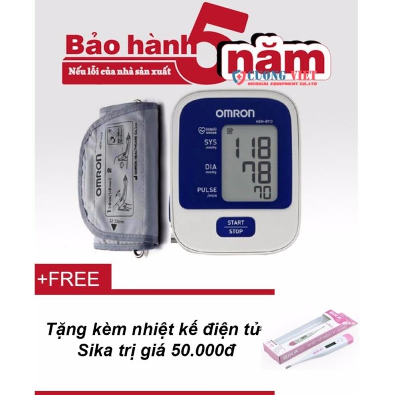 Nơi bán Mua máy đo huyết áp Omron HEM-8712