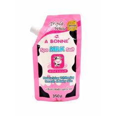 Giá Muối tắm sữa bò tẩy tế bào chết A Bonne Spa Milk Salt Thái Lan 350gr