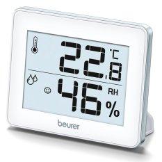 Nhiệt ẩm kế điện tử chính xác cao Beurer HM16 (Trắng)