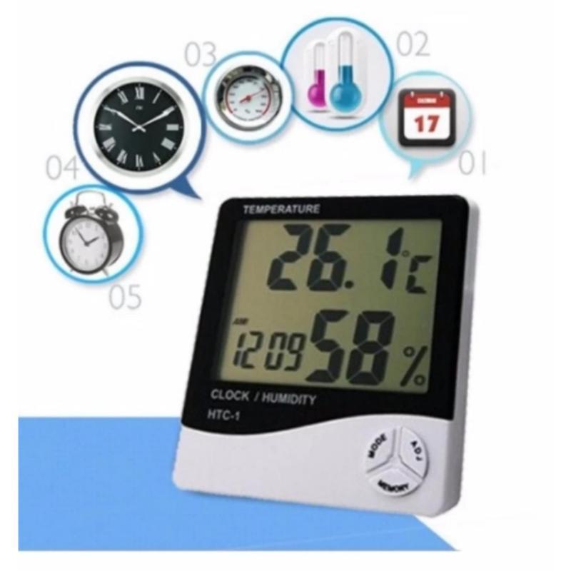 Nhiệt kế điện tử - ẩm kế điện tử - Nhiệt ẩm kế - Mã 007 bán chạy