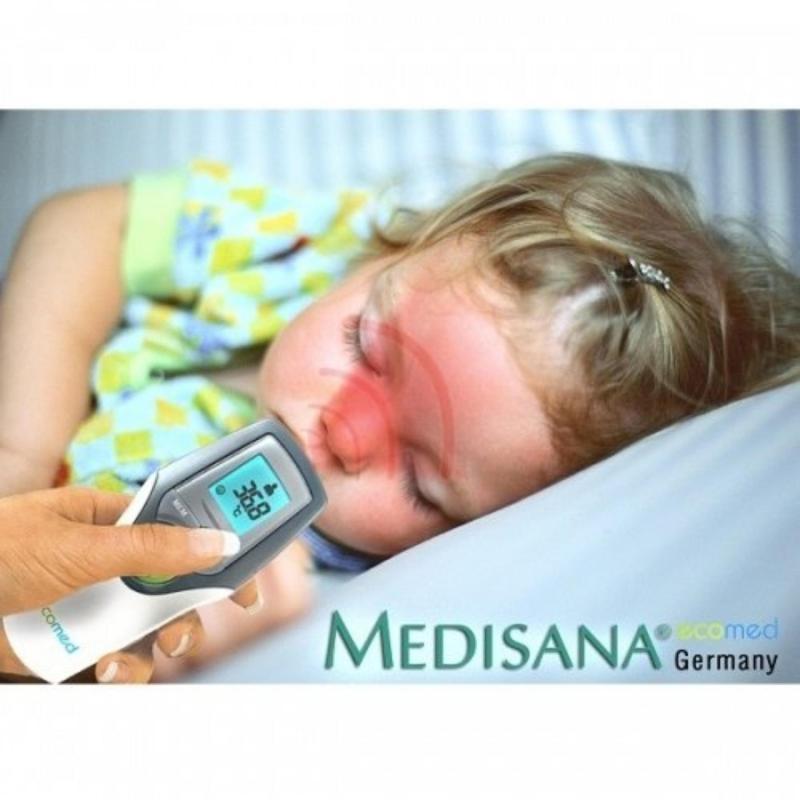 Nhiệt kế điện tử Medisana Đức - Sản phẩm của Tập đoàn thiêt bị y tế CHLB Đức bán chạy