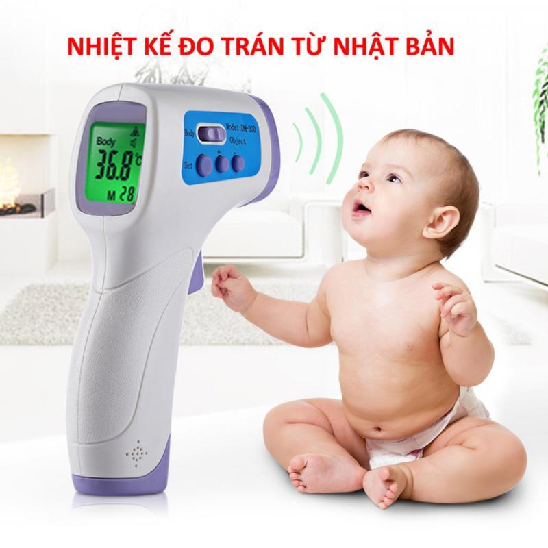 Nhiệt kế hồng ngoại đo trán trẻ em DM-300 (Nhập khẩu Nhật Bản) bán chạy