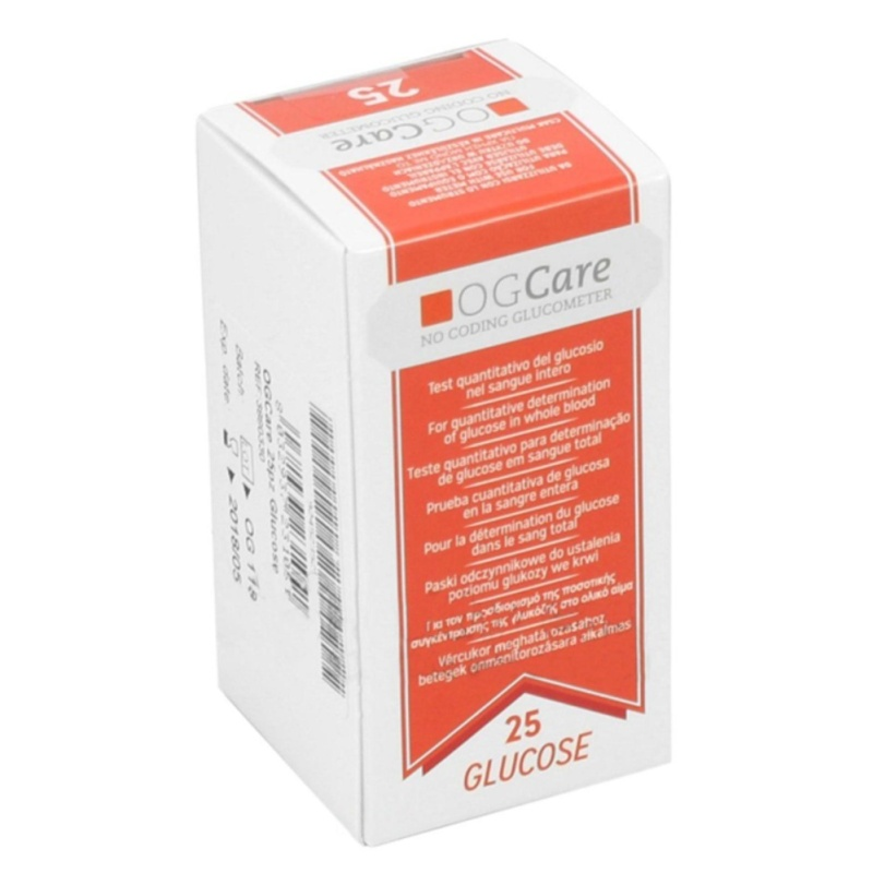 Nơi bán Que thử đường huyết Ogcare