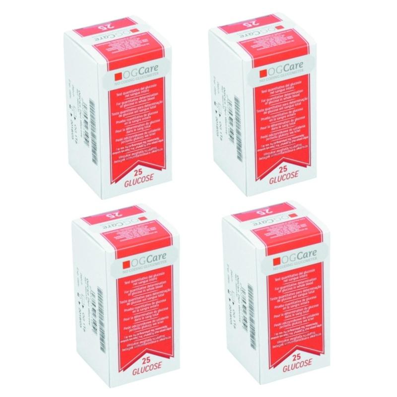 Nơi bán Que thử đường huyết Ogcare- bộ 4 hộp