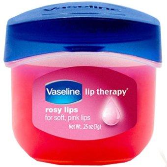 Sáp dưỡng môi Vaseline Rosy Lips Therapy 7g  đơn giản