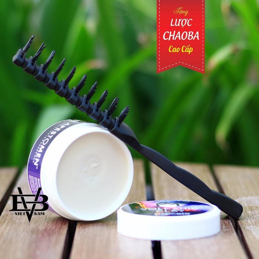 Sáp vuốt tóc Apestomen Volcanic Clay 80ml Singapore + Tặng lược tạo kiểu cao cấp Chaoba