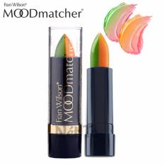 Son gió đổi màu 2in1 Mood Matcher 3.5g Green/Orange - Fran Wilson - Mỹ