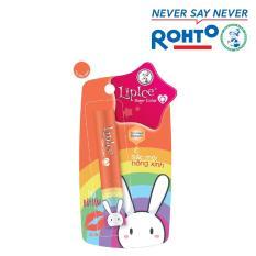 Son LipIce Sheer Color Q Bestie phiên bản Thỏ 7 màu tốt nhất