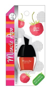 Son nước Miracle Apo Juicy Tint Glow Berry 3.5g (Hồng cam)