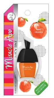 Son nước Miracle Apo Juicy Tint Ripe Orange 3.5g (Cam mọng)