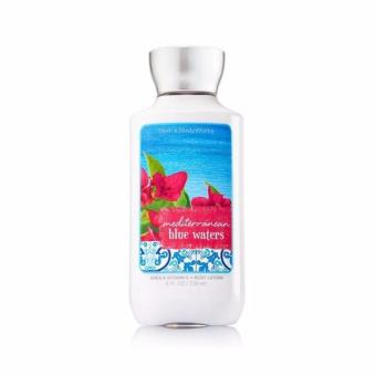 Sữa Dưỡng Thể Bath & Body Works Mediterranean Blue Water Body Lotion 236ml