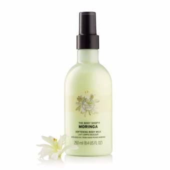 Sữa dưỡng thể THE BODY SHOP Moringa Milk Body Lotion 250ml
