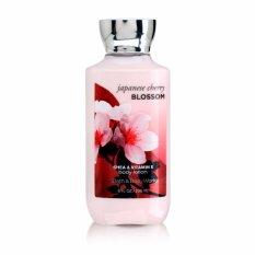 Bảng Giá Sữa dưỡng thể toàn thân Bath And Body Works Japanese Cherry Blossom 236ml