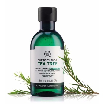 Sữa tắm dạng gel THE BODY SHOP Tea Tree Body Wash 250ml
